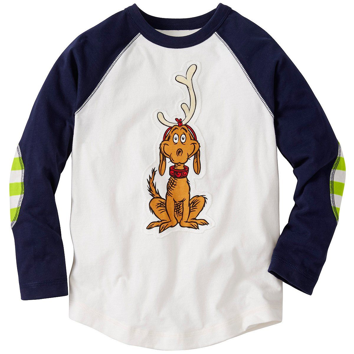 Dr. Seuss Grinch Appliqué Tee by Hanna Andersson   Shirts   Pinterest