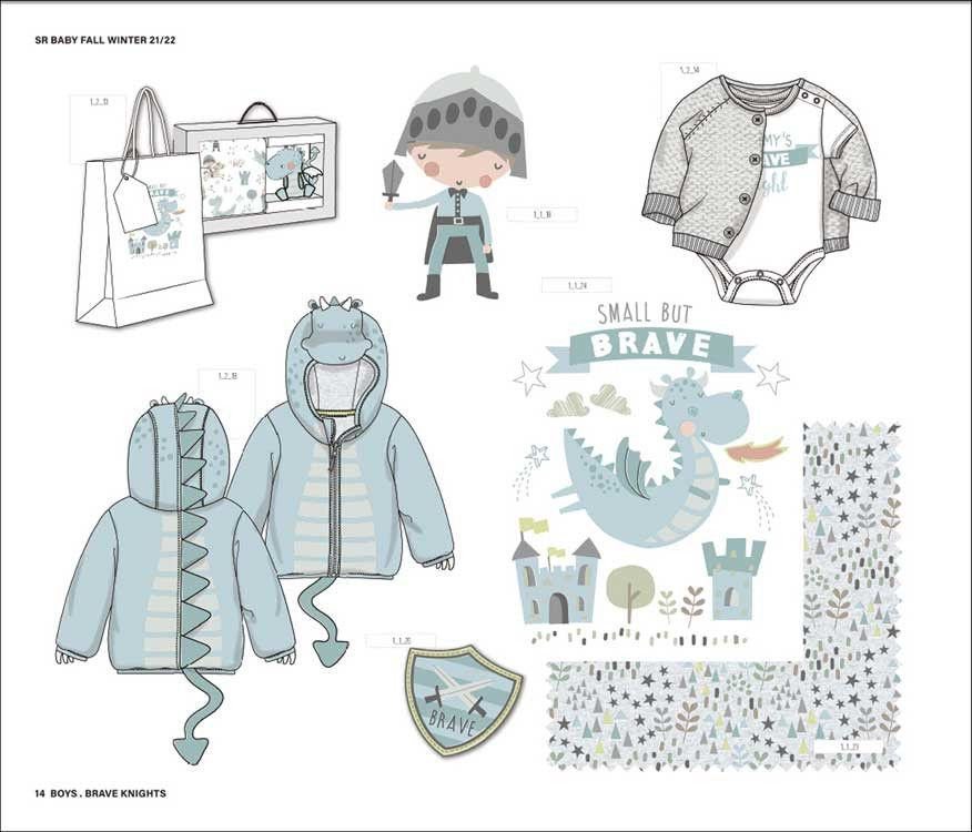 Appletizer - Style Right Baby Trend Book - A/W 2021/2022 ...