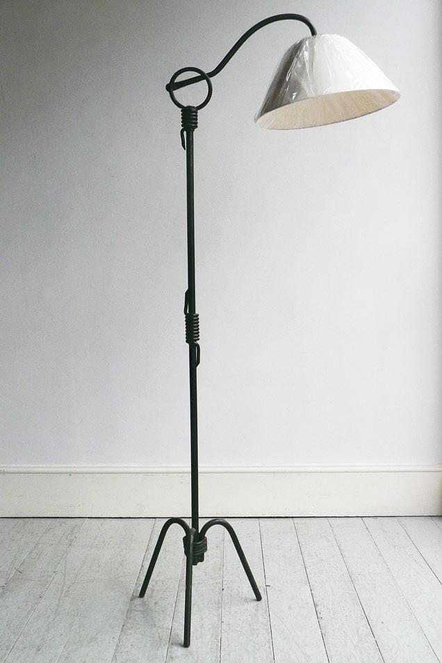 Rustic Wrought Iron Floor Lamps Wrought Iron Floor Lamps