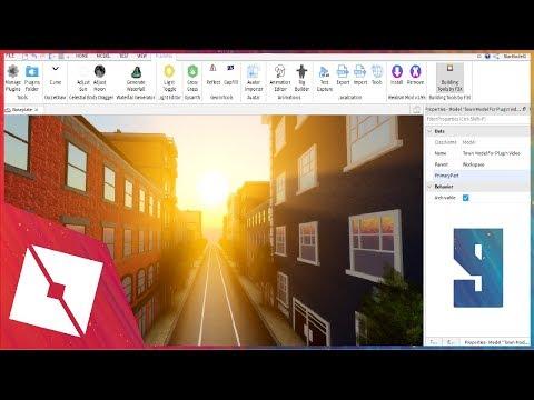 Roblox Studio 9 Plugins I Use In Roblox Studio Youtube