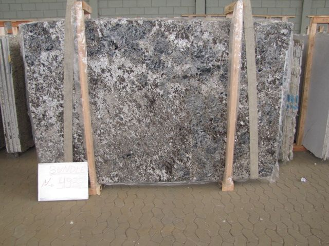 Superior Blue Flower Granite Countertop