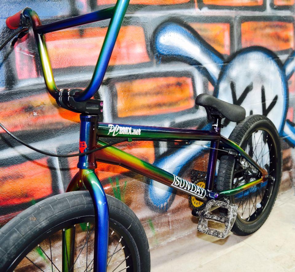 My Paint Job Bmx Bicycle Bmx Bikes Bmx Freestyle