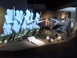 Image result for museum display naval ww1