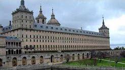 Monasterio de San Lorenzo el Real de El Escorial.
