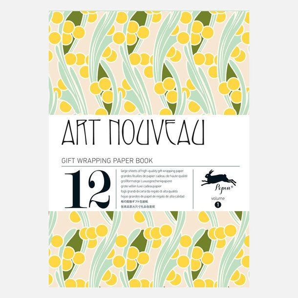 art nouveau wrapping paper wrapping papers and graphics art nouveau wrapping paper