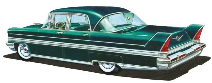 What if Lincoln, Chrysler, Cadillac, and AMC Had Designed the 1957 Packard? | Th…