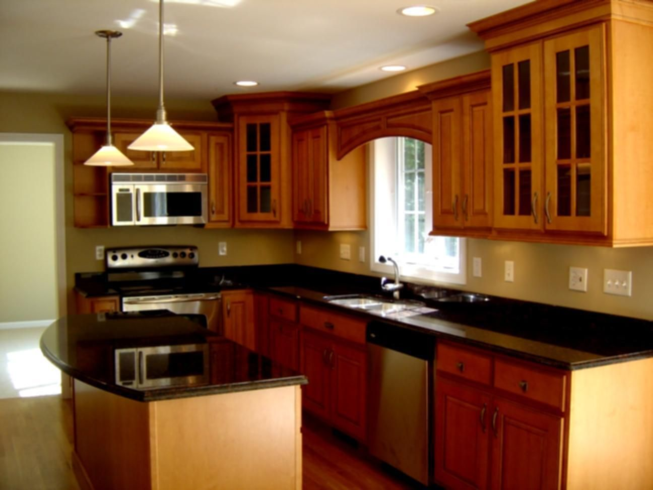 50 minimalist kitchen cabinet simple kitchen design ideas for small space simple kitchen on kitchen ideas simple id=34551