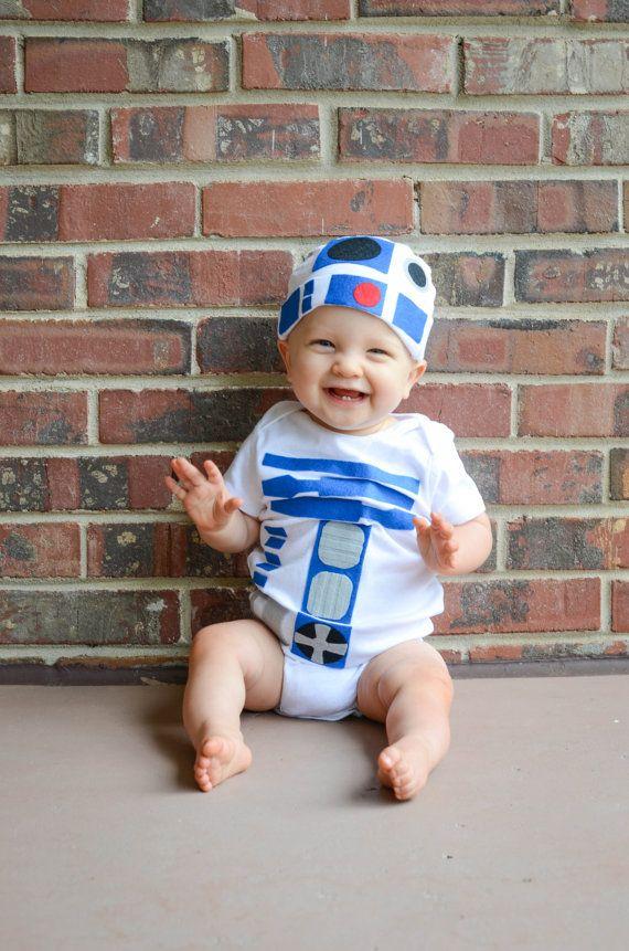Dad Gift Baby Geek Boy Clothes Star Baby Bodysuit