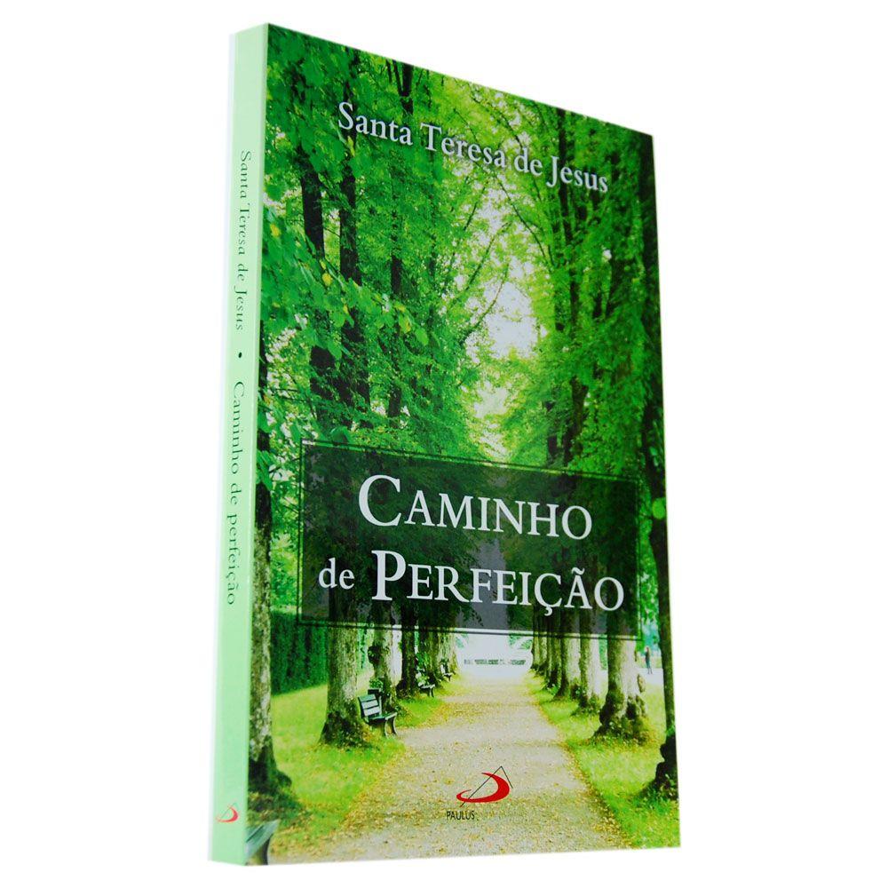 Caminho de Perfeição - Santa Teresa de Jesus https://www.ramah.com.br/caminho-de-perfeicao-santa-teresa-de-jesus.html