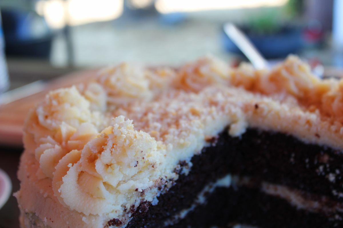 Hawaiian chantilly cake in 2020 desserts food cake