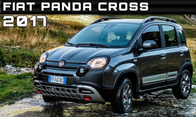 Fiat Panda City Cross Price And Photos Fiat Panda City Suv Fiat