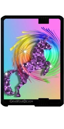 Grabyourdesign Case For Iphone 6 6s Fantasy Rainbow Unicorn Design By Blingiton Iphone Cases Kindle Case Rainbow Unicorn