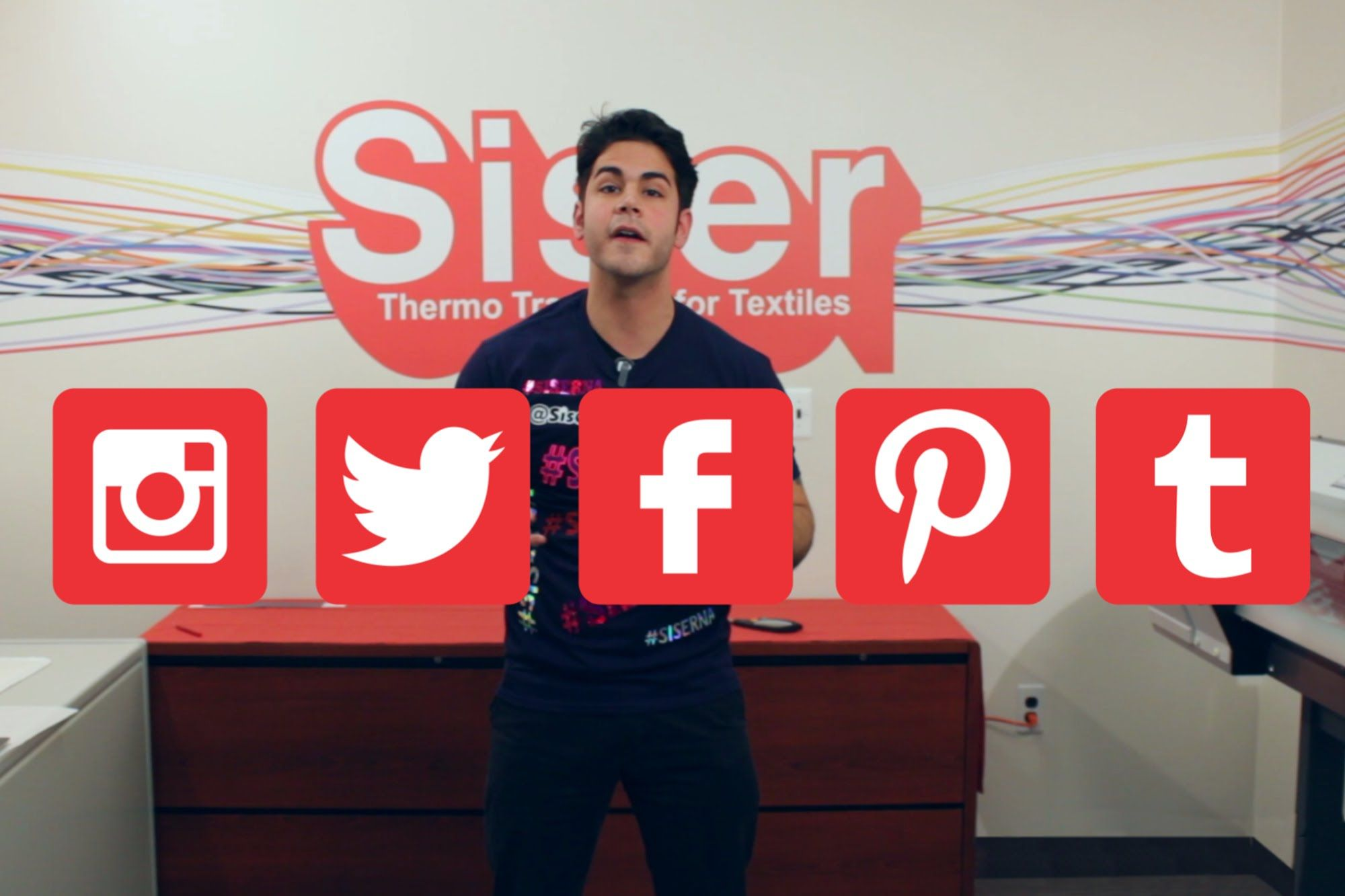 If you're using any of the popular social media sites to promote your work, show us how you've used Siser heat transfer vinyl or print and cut material by using the hashtag #SiserNA in your posts. If it's awesome enough, we'll share the love by reposting it to all our fans and followers! #DIY #SiserNA #siser #heattransfervinyl #craft #ironon #digital #print #cut #etsy #silhouettecameo #cricut #follow4follow #new #art #hashtag #vinyl #HTV #easyweed #glitter #facebook #instagram #twitter…