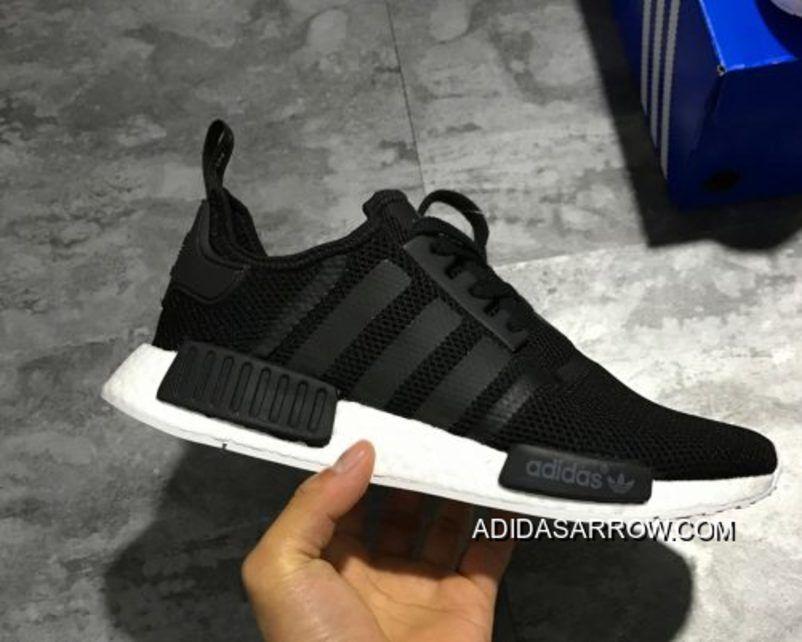 black and white adidas nmd womens