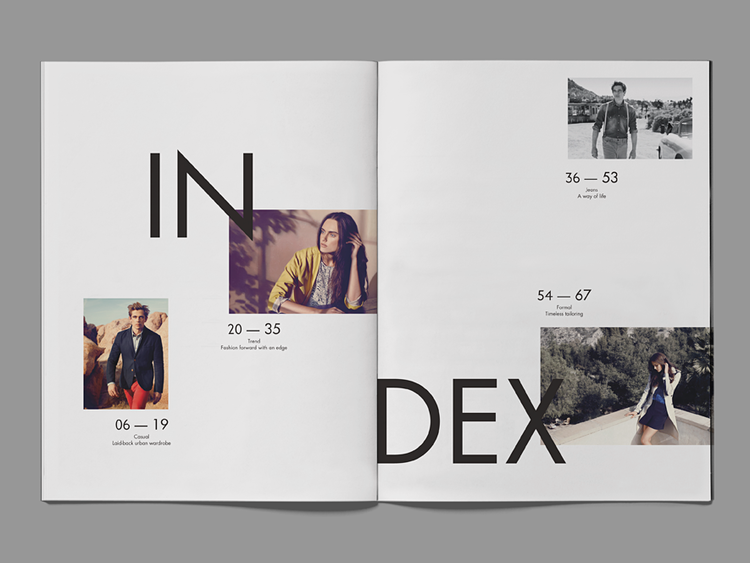 idea for web layout design pinterest inhaltsverzeichnis layout und magazin. Black Bedroom Furniture Sets. Home Design Ideas