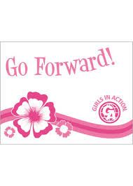 GA Motto: Go Forward
