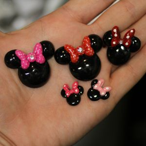 """Image of Minnie Bow Plugs (sizes 2g-1"""")"""