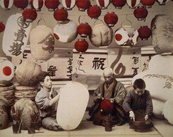 Felice Beato, Japan, 1870