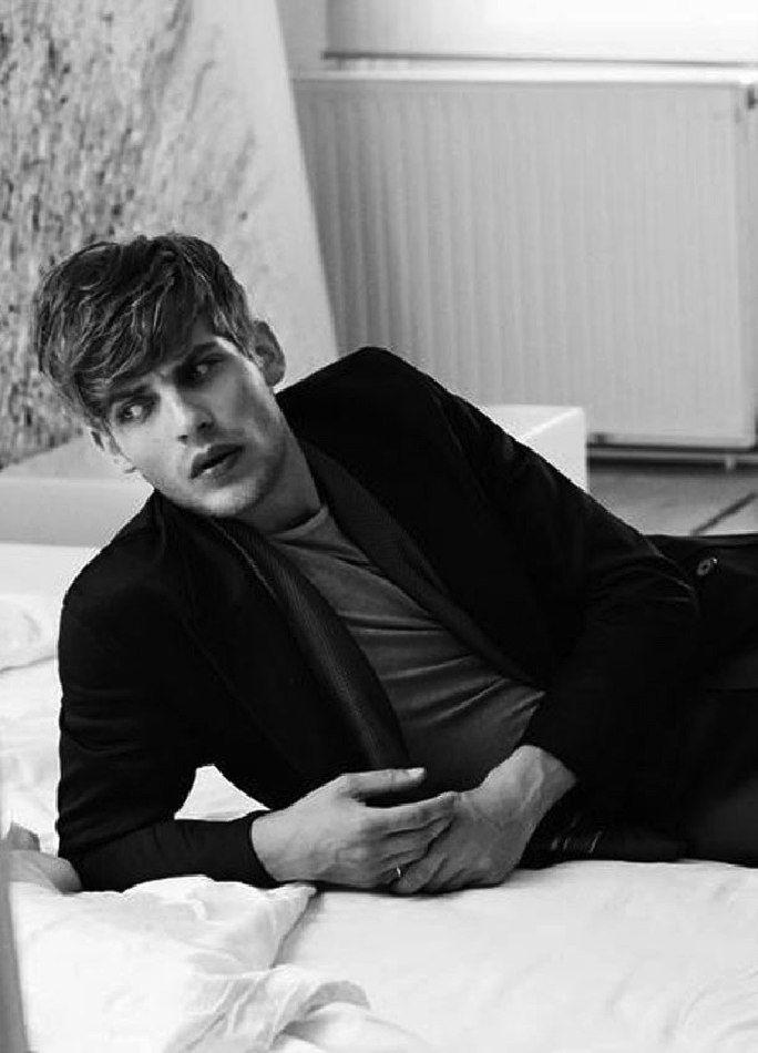 VNY Models: Baptiste radufe