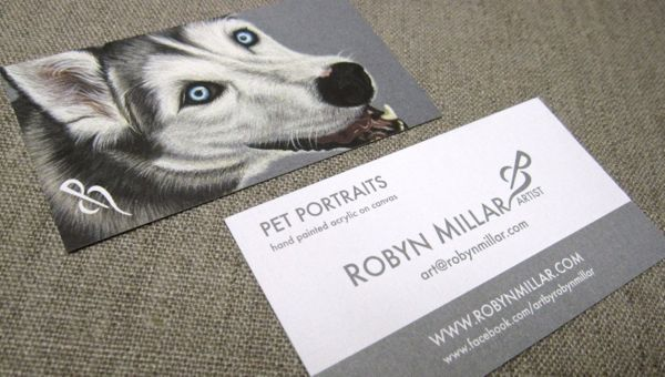Business Cards Printing and Design at Excellent Printing