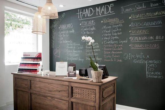 Hand Made, ¡la tendencia Slow Beauty llega a Madrid! Lo más Olé - salones de lujo