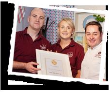 Neven Maguire Best New Taste Award