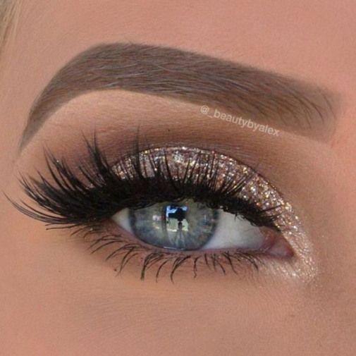 - Smokey Eye Makeup