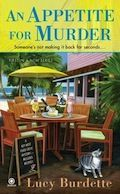 Visit www.nightstandbookreviews.com to read the review of Lucy Burdette's cozy, set in Key West.  :D