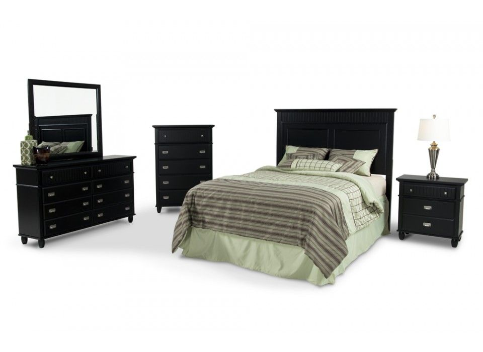 Spencer 5 Piece Queen Bedroom Set