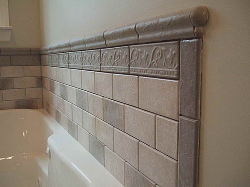 Bath Wall Tile Designs With Porcelain Material ~ http://lanewstalk ...