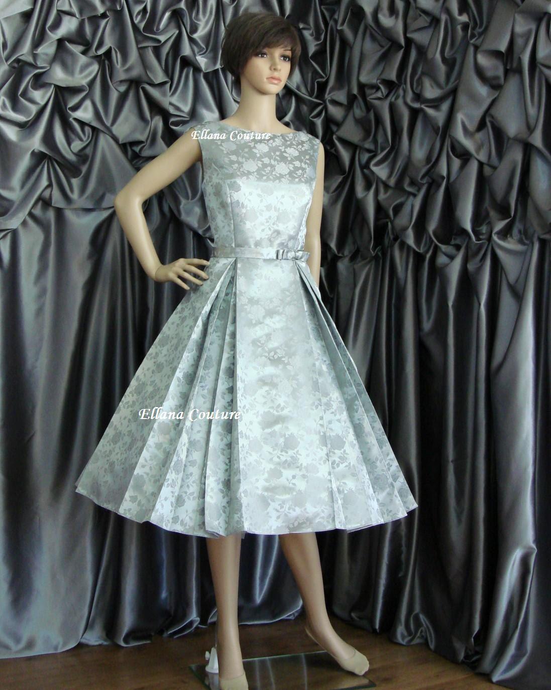 Nice Vintage Tea Party Dresses Pictures Inspiration - Wedding Ideas ...