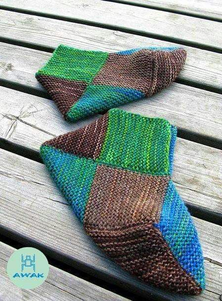 De lana puede ser dos agujas o crochet