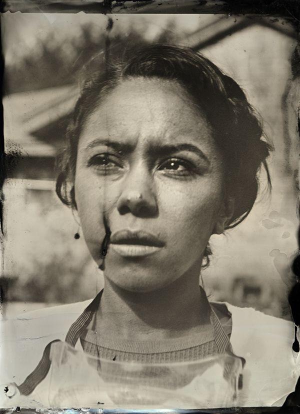 a favorite austinite photographer, her self portrait