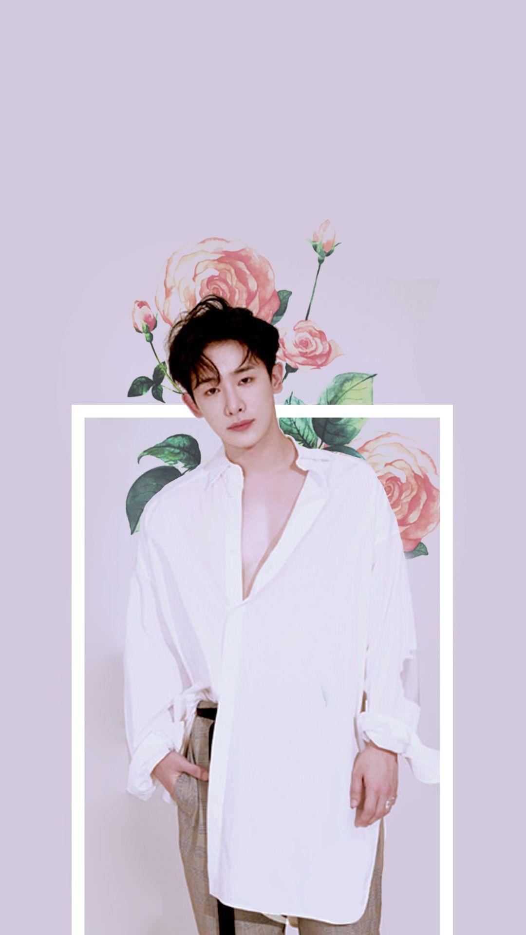Wonho Mano Preciso Repetir Que Voce E Maravilhoso Nao Ta Boum Monsta X Monsta X Wonho Jooheon