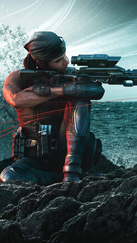 Operation Shifting Tides Rainbow Six Siege 4K Ultra HD