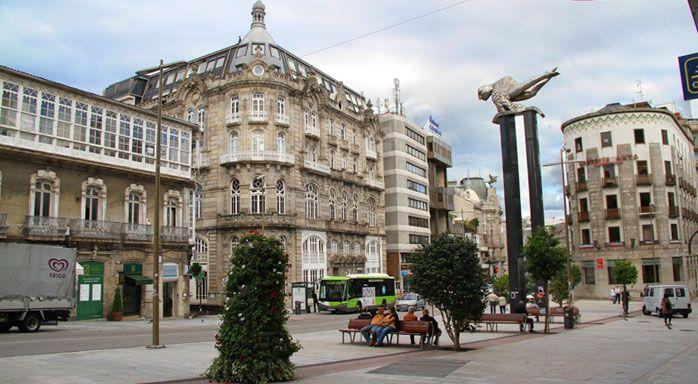 Viaje A Vigo Pontevedra Ciudades Pontevedra Galicia Paraje Natural
