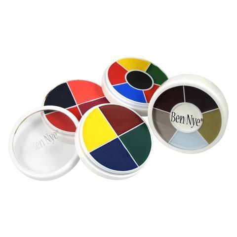 ben nye professional fx wheel in 2020 ben nye dramatic on benjamin moore house paint simulator id=22052