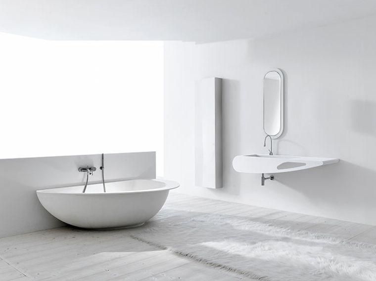 Salle de bain ardoise  naturelle et chic Modern - salle de bain ardoise