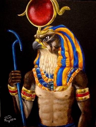 Egyptian sun god — Ra | Encyclopedia of safety | Egypt | Pinterest ...