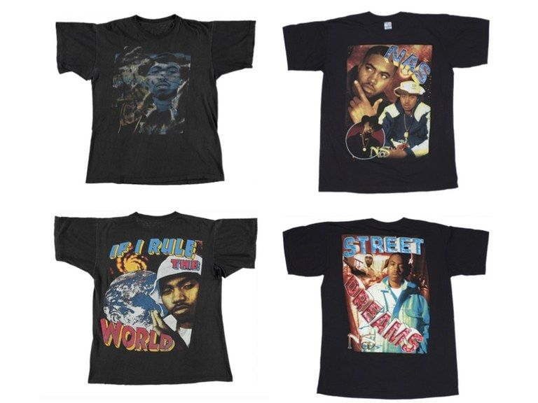 The Dopest Vintage Rap T-Shirts to Look for on eBay | GQ