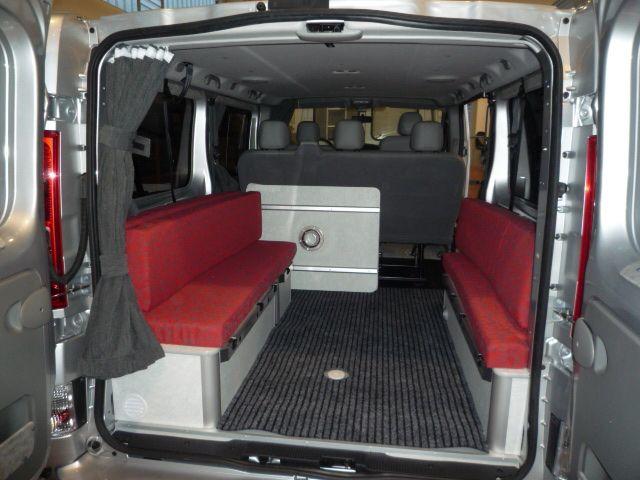 opel vivaro 123a camper pinterest. Black Bedroom Furniture Sets. Home Design Ideas