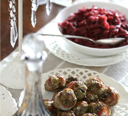 Braised red cabbage with beetroot apples food everyday braised red cabbage with beetroot apples recipe recipes bbc good food forumfinder Gallery