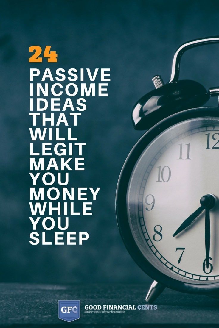 Need more money but don't have extra hours in your day? Good news: there's a such thing as making money while you sleep, and I can help you start earning it today. I've put together a list of my best passive income ideas - legit ways to capitalize on your passions and strengths to earn extra income without investing time and energy.