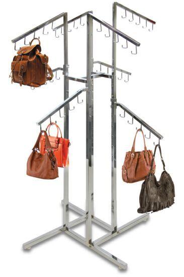 Handbag Display Purse Rack