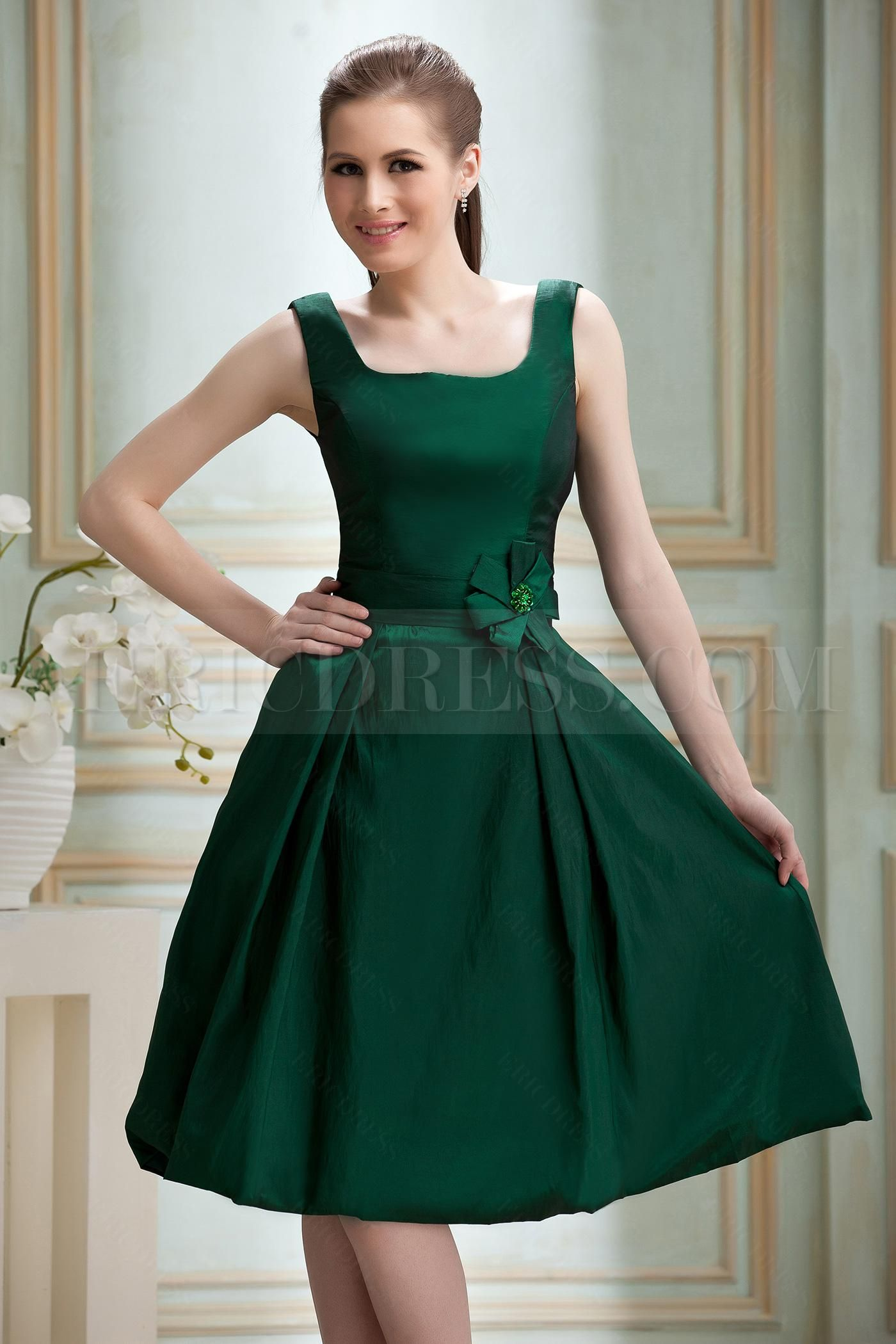 Hunter Green Short Sequin Lace Wedding Guest Dress Lace Wedding Guest Dress Guest Dresses Green Wedding Dresses [ 1666 x 1000 Pixel ]