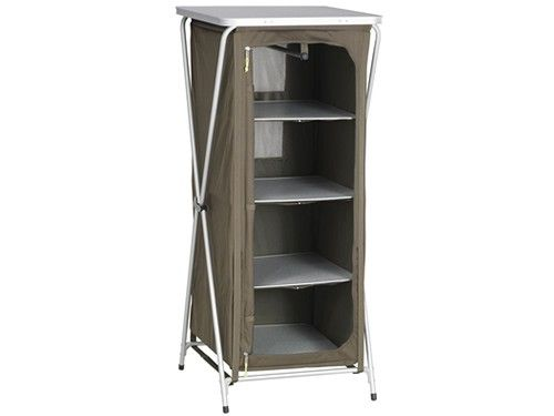 Outwell Dominica L Cupboard Ready To Go Camping
