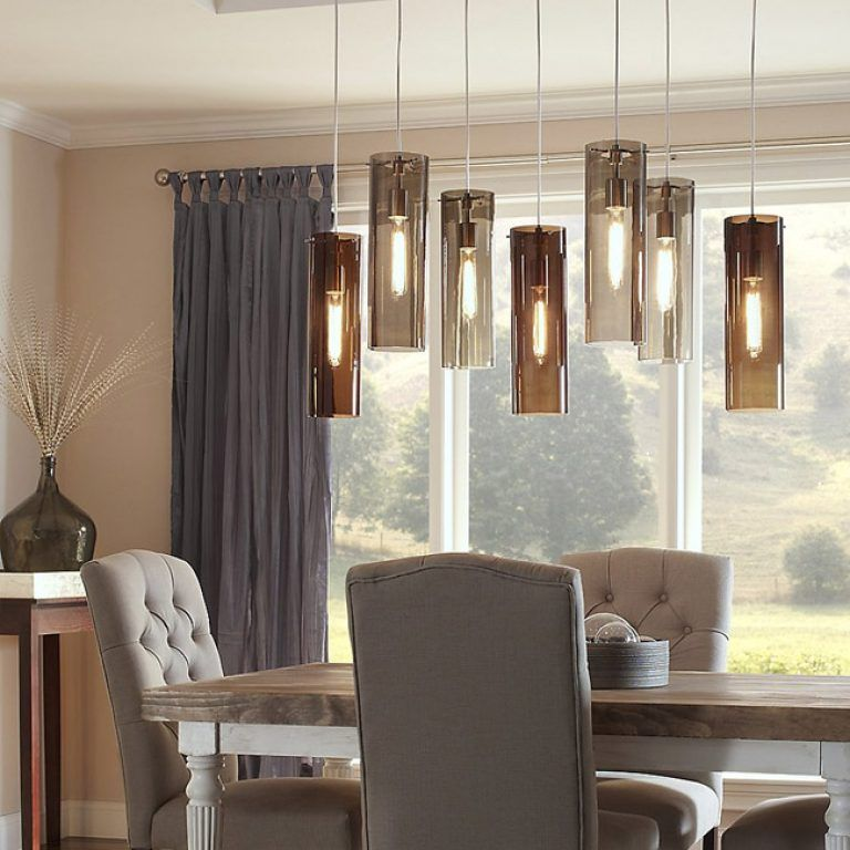 Dining Room Lighting Fixtures Dining Room Lighting Chandeliers Wall Lights Amp Lamps At Lumens Creative Modern Dining Room Lighting