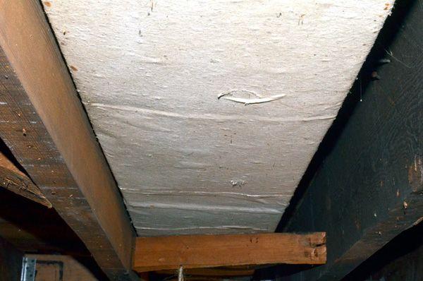 Asbestos Abatement 1 Asbestos Removal Asbestos Home Ceiling