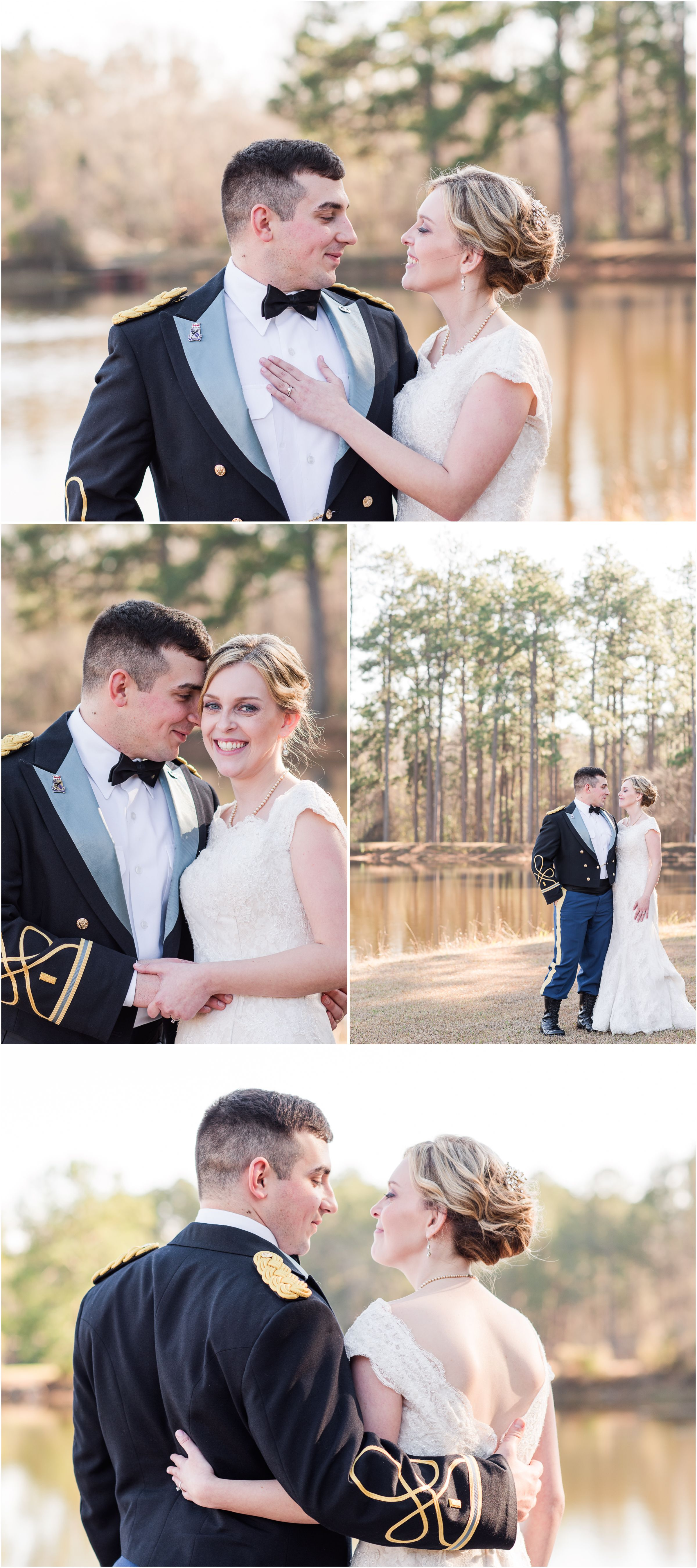 Greenville wedding photographer blue wedding colors and photography