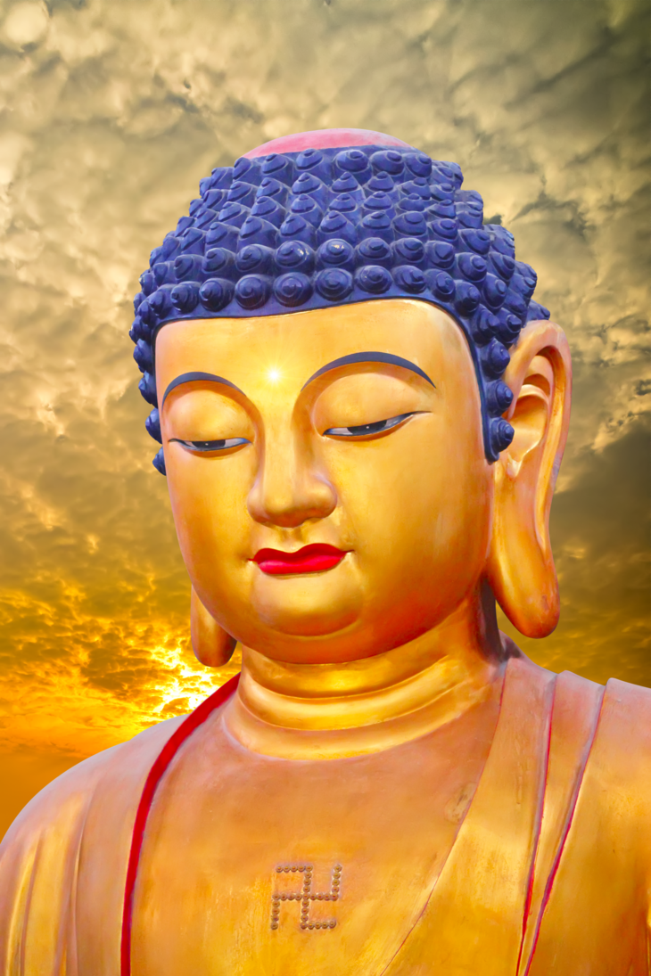 Exceptionnel A Di Da Phat Quan The Am Guanyin Buddha 2208 by kwanyinbuddha  CP47